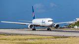 Amerijet International Boeing 767-300F N316CM at Sint Maarten - Princess Juliana Intl airport