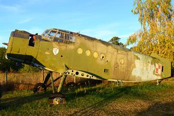 8553 - Poland - Air Force Antonov An-2