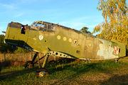 8553 - Poland - Air Force Antonov An-2 aircraft