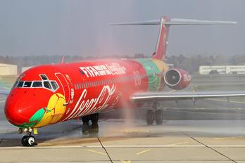 OY-RUE - Danish Air Transport McDonnell Douglas MD-83