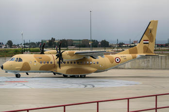 SU-BTG - Egypt - Air Force Casa C-295M