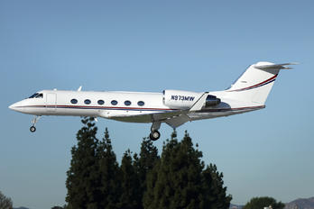 N973MW - Private Gulfstream Aerospace G-IV,  G-IV-SP, G-IV-X, G300, G350, G400, G450