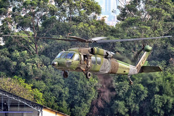 EJC-2156 - Colombia - Army Sikorsky UH-60L Black Hawk