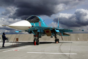 09 - Russia - Air Force Sukhoi Su-34