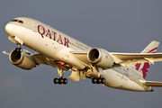 A7-BCA - Qatar Airways Boeing 787-8 Dreamliner aircraft