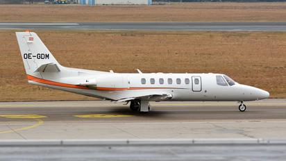 OE-GDM - The Flying Bulls Cessna 550 Citation II
