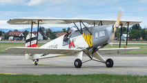 SP-YPS - Private Bücker Bü.131 Jungmann aircraft