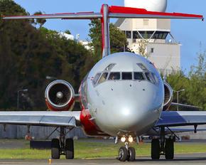 HI977 - PAWA Dominicana McDonnell Douglas MD-83