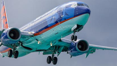 N805SY - Sun Country Airlines Boeing 737-800