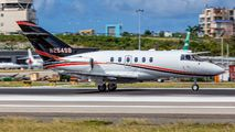 N254SB - Private Hawker Beechcraft 800XP aircraft