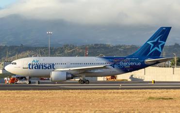 C-GFAT - Air Transat Airbus A310