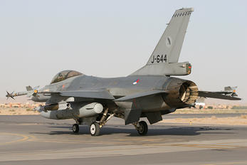 J-644 - Netherlands - Air Force General Dynamics F-16A Fighting Falcon
