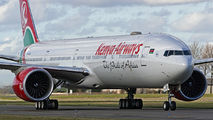 5Y-KZX - Kenya Airways Boeing 777-300ER aircraft