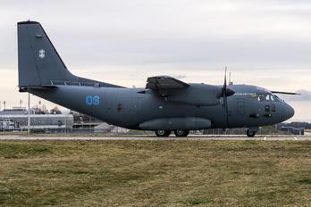 06 - Lithuania - Air Force Alenia Aermacchi C-27J Spartan