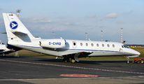 D-CHRD -  Cessna 680 Sovereign aircraft