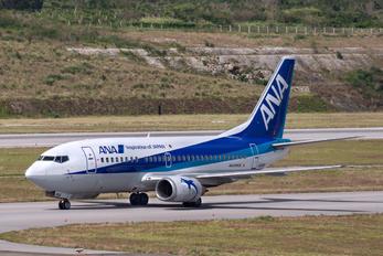 JA301K - ANA Wings Boeing 737-500
