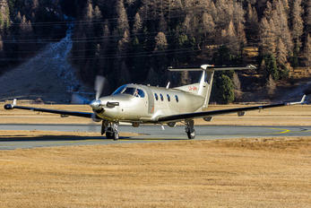 LX-JFH - Jetfly Aviation Pilatus PC-12