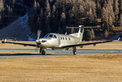 LX-JFH - Jetfly Aviation Pilatus PC-12 aircraft