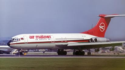 7Q-YKH - Air Malawi Vickers VC-10