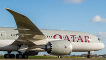A7-BCO - Qatar Airways Boeing 787-8 Dreamliner aircraft