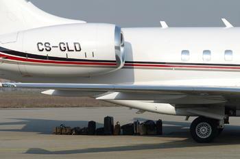 CS-GLD - NetJets Europe (Portugal) Bombardier BD-700 Global 6000