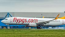 TC-IZB - Pegasus Boeing 737-800 aircraft