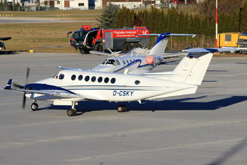 D-CSKY - ADAC Luftrettung Beechcraft 300 King Air 350