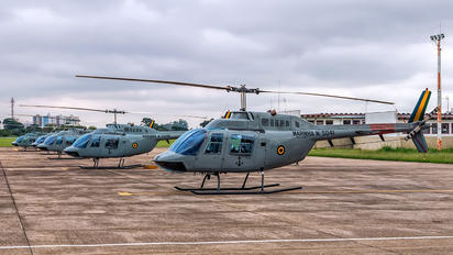 N-5041 - Brazil - Navy Bell 206B Jetranger III