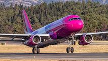 HA-LWP - Wizz Air Airbus A320 aircraft