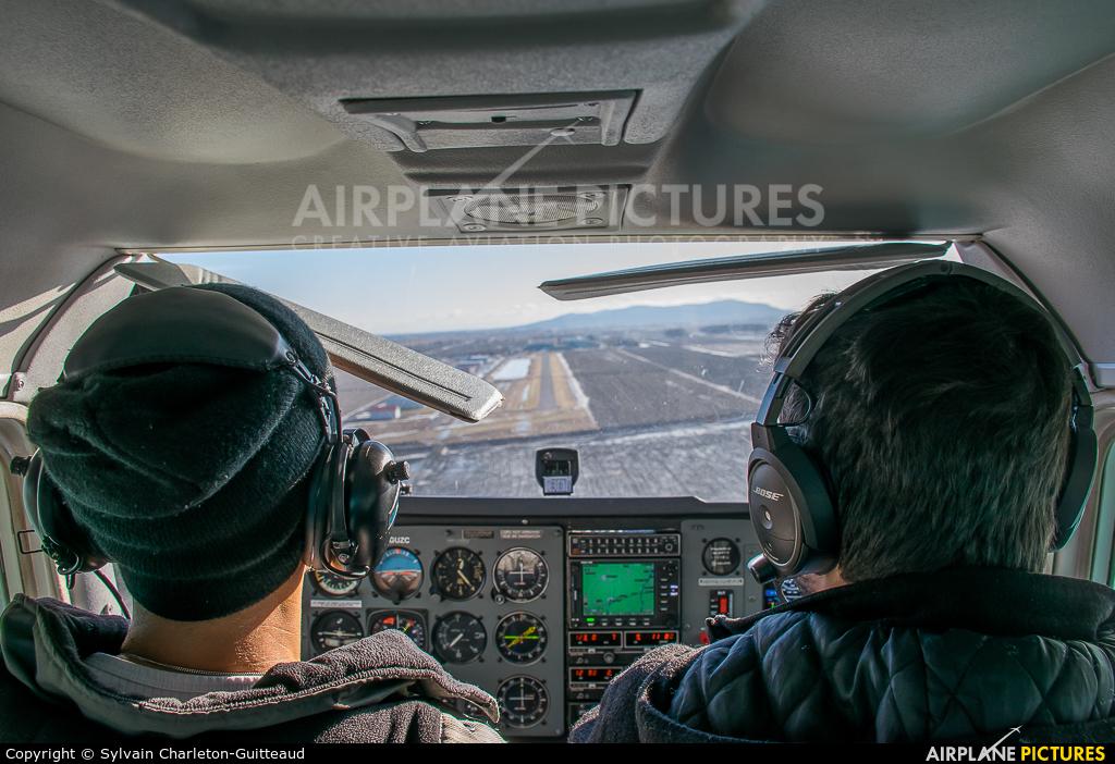 Private C-GUZC aircraft at In Flight - Canada