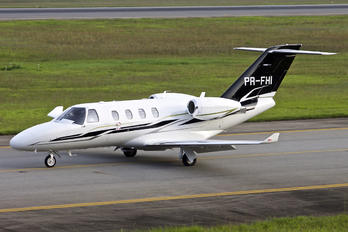 PR-FHI - Private Cessna 525 CitationJet