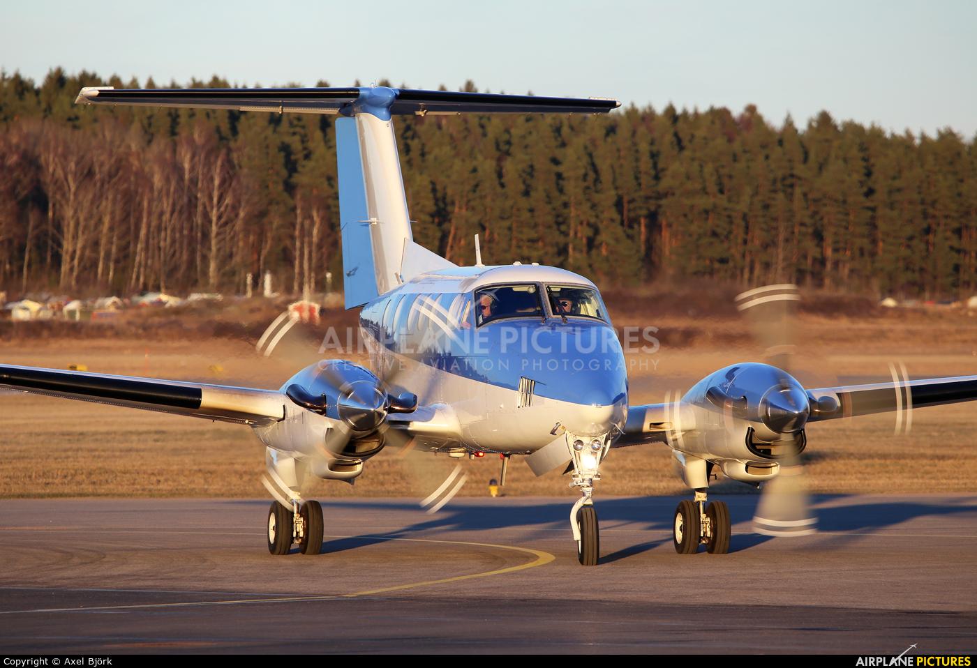 Fisher AS LN-HSC aircraft at Norrköping - Kungsängen