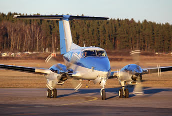 LN-HSC - Fisher AS Beechcraft 90 King Air