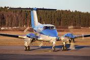 LN-HSC - Fisher AS Beechcraft 90 King Air aircraft