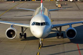 HB-JLQ - Swiss Airbus A320