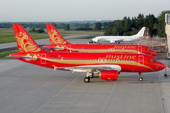 VP-BDZ - Rusline Airbus A319