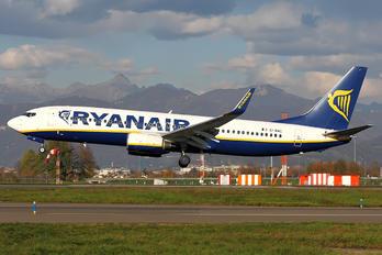 EI-DAC - Ryanair Boeing 737-800