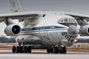 RA-78838 - Russia - Air Force Ilyushin Il-76 (all models)