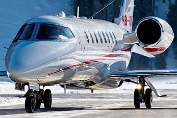 HB-VDW - TAG Aviation Learjet 45XR