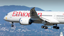 ET-ASH - Ethiopian Airlines Boeing 787-8 Dreamliner aircraft