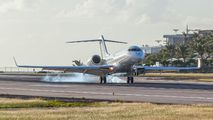 N980GG - Private Bombardier BD-700 Global Express aircraft