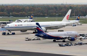 VP-BRZ - Aeroflot Airbus A320