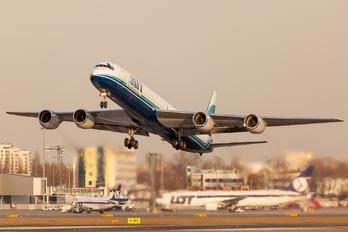 N605AL - ATI - Air Transport International Douglas DC-8-73F