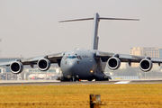 CB-8002 - India - Air Force Boeing C-17A Globemaster III aircraft
