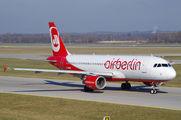 D-ABDW - Air Berlin Airbus A320 aircraft