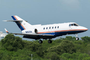 N192SA - Private Hawker Beechcraft 900XP