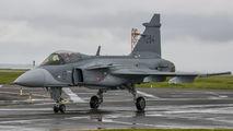 39284 - Sweden - Air Force SAAB JAS 39C Gripen aircraft