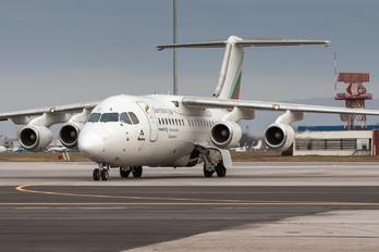 LZ-HBZ - Bulgaria Air British Aerospace BAe 146-200/Avro RJ85