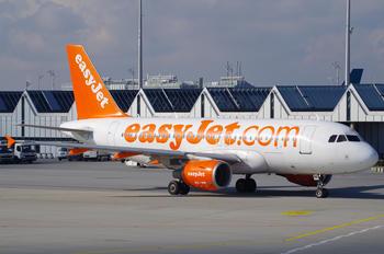 G-EZGE - easyJet Airbus A319