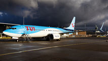 PH-TFD - TUI Airlines Netherlands Boeing 737-800 aircraft